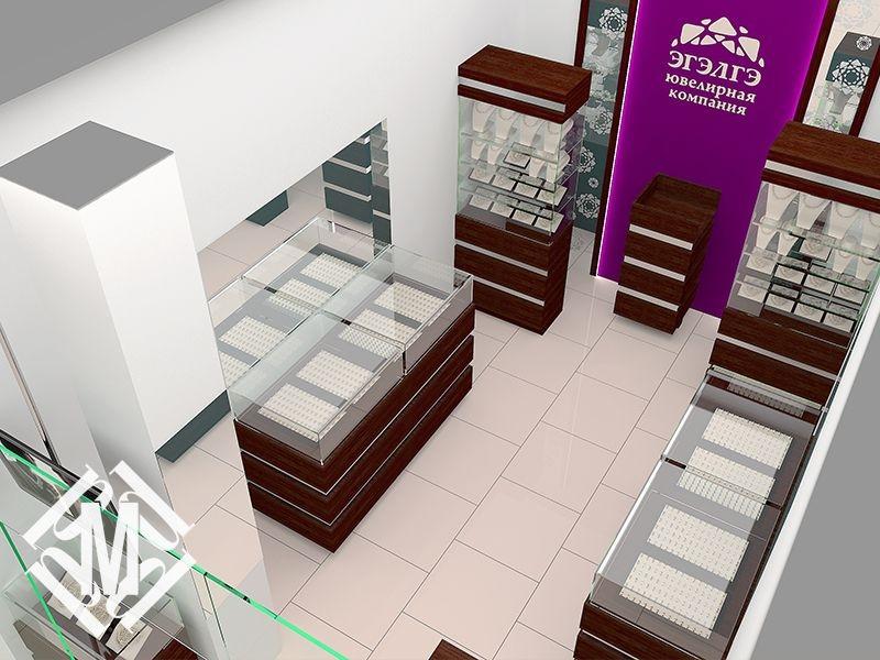 Проект ювелирного магазина.
