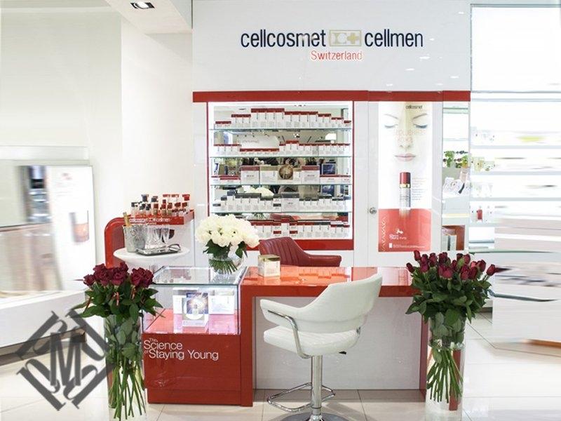 Дизайн косметического кабинета.